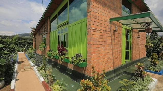 Prototype Village House, Kigali, Rwanda / Copyrights: Rafi Segal, Monica Hutton, Andrew Brose