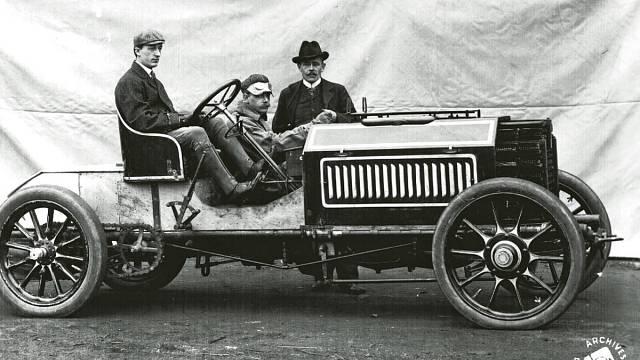De Dietrich a Bugatti