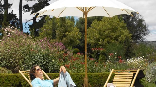 Odpočinek na zahradě 3