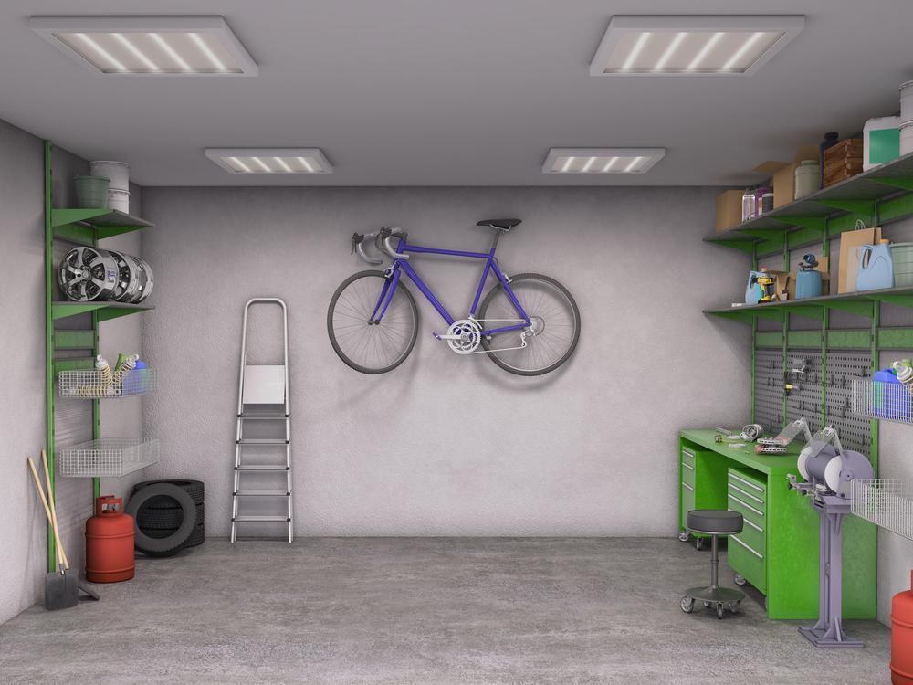 Rozměry garáže norma