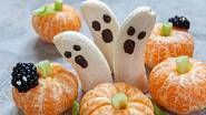 Halloweenské pohoštění