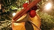 Ozdoby ze sušeného ovoce