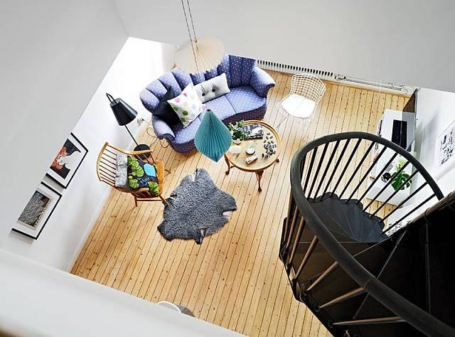 51 m² ve dvou patrech 17