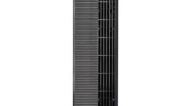Stojanový ventilátor ECG FS 91 T s technologií ionizačního čištění vzduchu (Cena: 1 999 Kč)