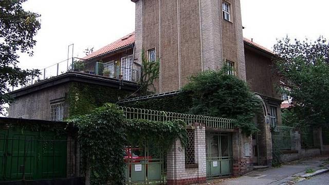 Kotěrova vila v Praze