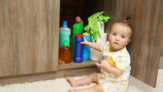 Dítě v bezpečí - Domov bez nástrah