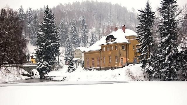Liberec- Rudolfov čp. 63, elektrárna