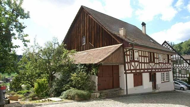 Původní stav domu Foto: Sabrina Scheja / L3P Architekten