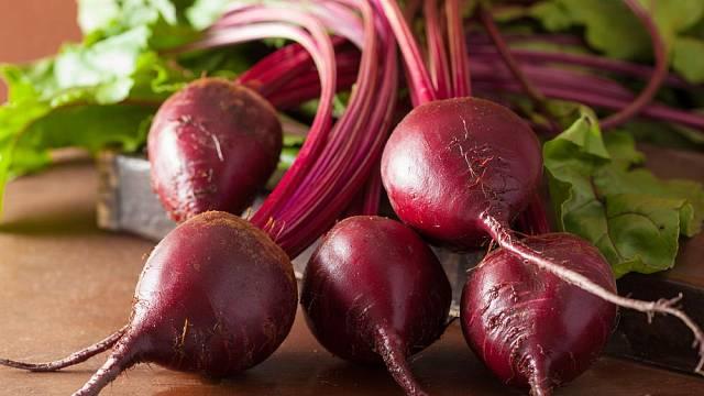 Červená řepa: levný a bohatý zdroj vitamínů