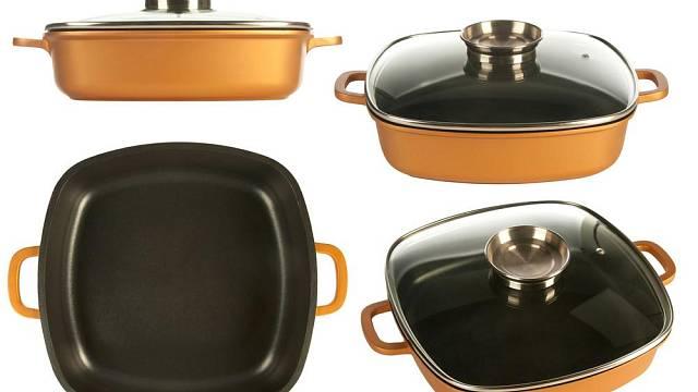 Miniseriál o nádobí. Jaký materiál je nejlepší? 1. díl – litina