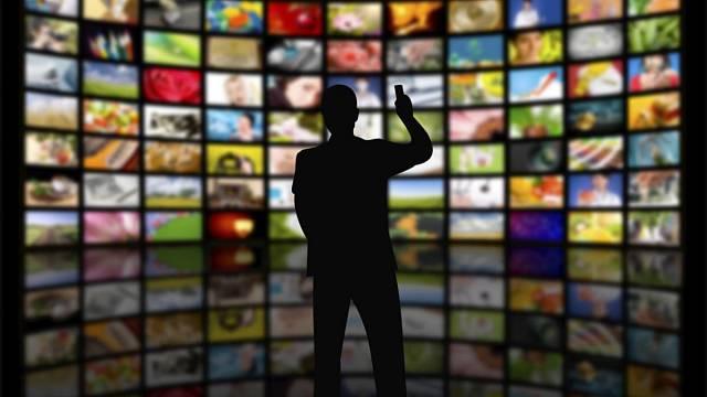 Internet v televizi
