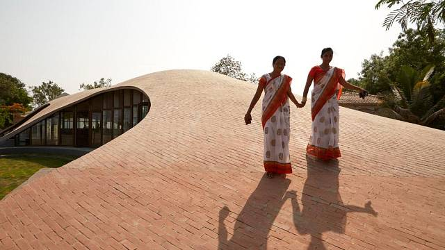 Knihovna Maya Somaiya, Kopargaon, Indie / Copyrights: Edmund Sumner