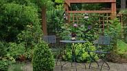 Zahradní zákoutí