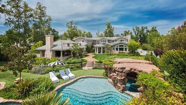 Dům Denise Richards