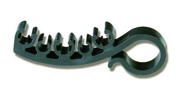 Úchytka na okapové kabely (Zdroj: Fenix Group)