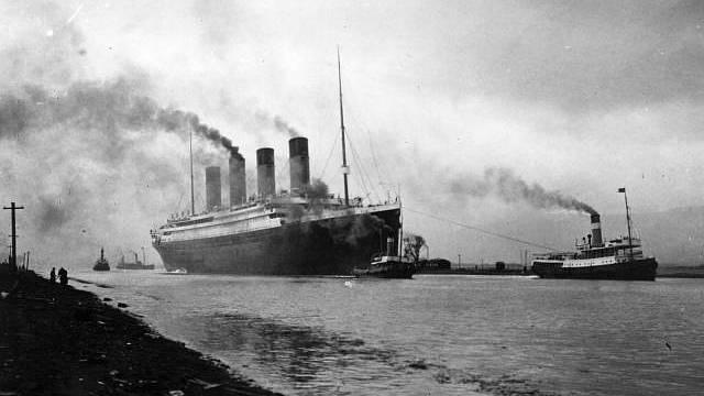 Na Titaniku nebyli jen lidé, ale i zvířata