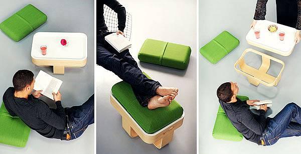Židle-stolek-polštáře 5