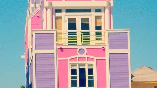 Dům matky Barbie