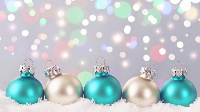 Vánoce v pastelových barvách