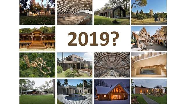 Dřevěná stavba roku 2019