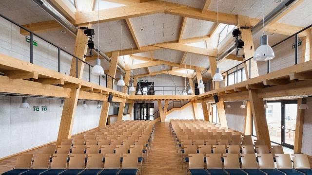 Dřevěná stavba roku 2018