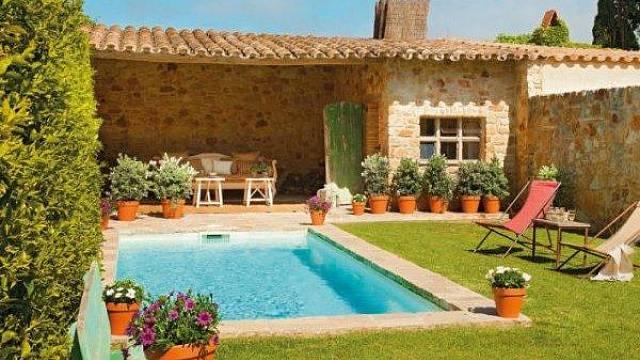 Španělský prázdninový dům