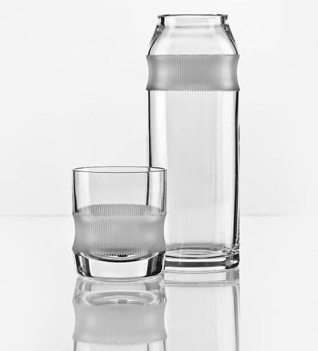 Kolekce skla od Jakuba Pollága