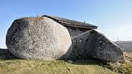 Kamenný dům jako z Flintstoneů 5