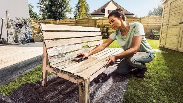 Renovace dřevěného nábytku