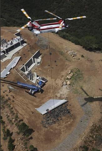 Vrak Boeingu 747 se proměnil v luxusní dům, stavba byla ale trochu náročnější