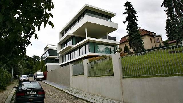 Luxusní vila Romana Janouška