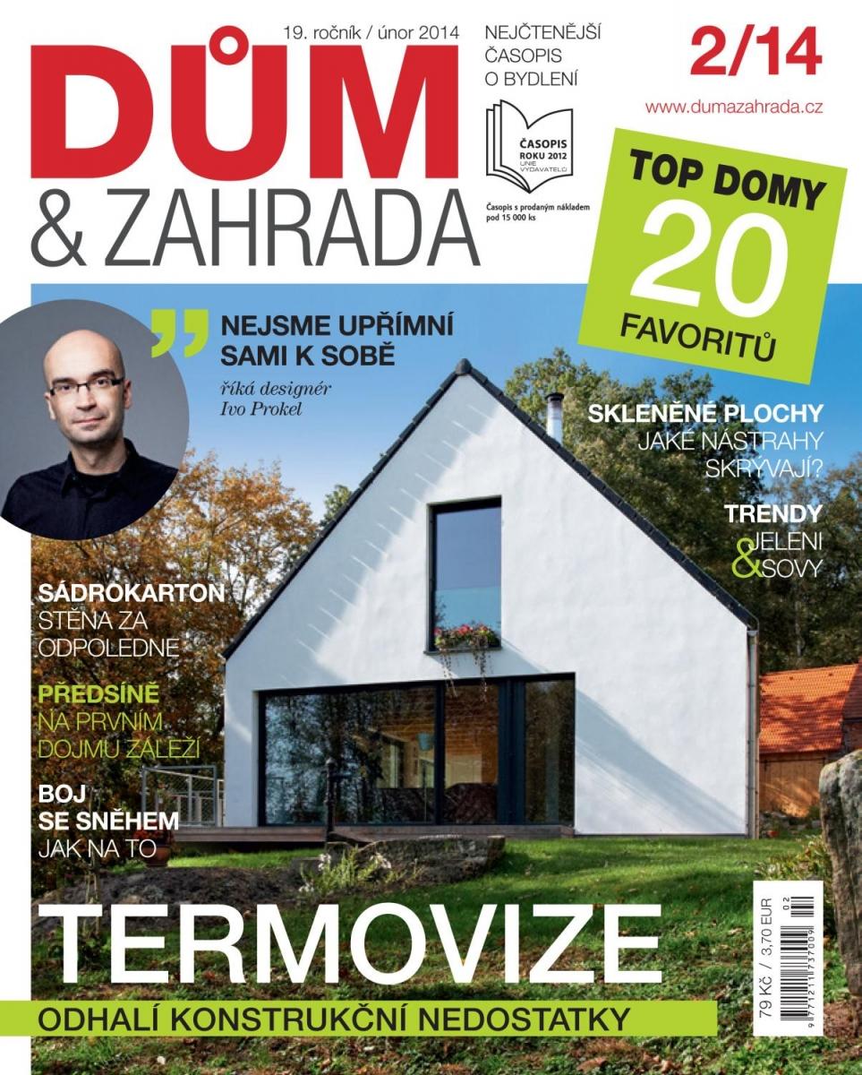 Časopis dům a bydlení
