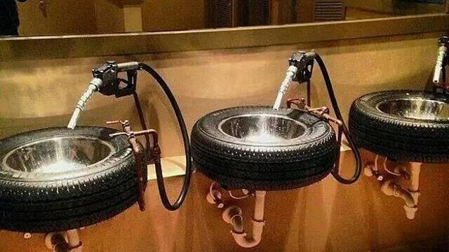Chlapská koupelna