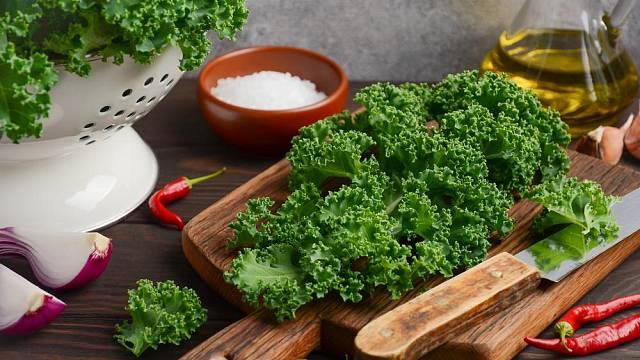 Kadeřávek – zdravá, křupavá zelenina, kterou můžete mít na zahradě i v zimě