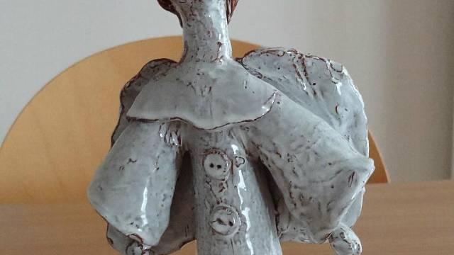 Andělíček, kterého v 10ti letech vyrobila dcera herečky Míša