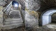 Podzemí se začalo budovat od 13. století.