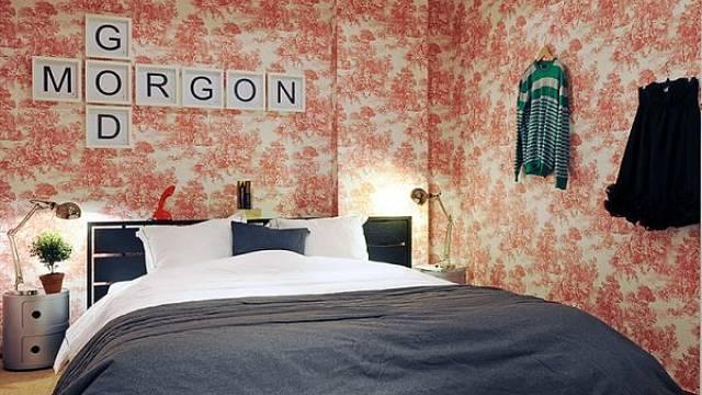 Skandinávská ložnice 26