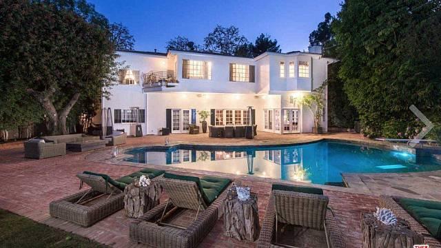 Herečka Kyle Richards a Mauricio Umansky se loučí se svým domovem v Beverly Hills