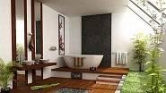 Koupelna má být místem relaxace