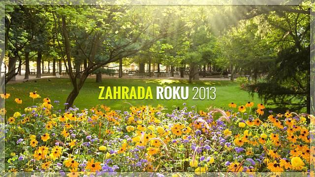 Zahrada roku 2013