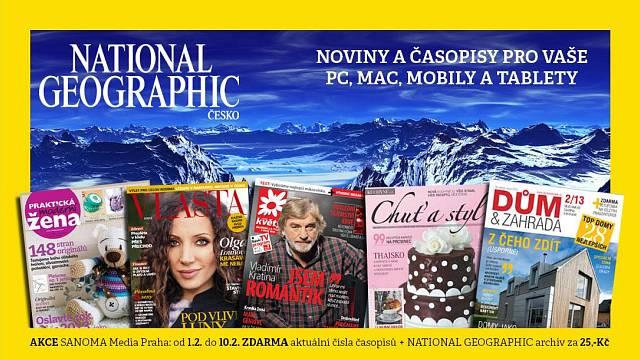 Elektronické podoby časopisů