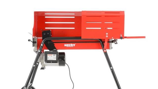 Elektrická štípačka dřeva Hecht 676