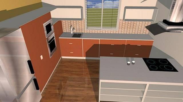 Návrh kuchyně 28954