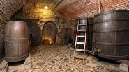 Prohlídku muzea se nabízí spojit s poznáváním podzemí.
