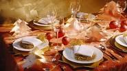 Vánoční výzdoba stolu 6