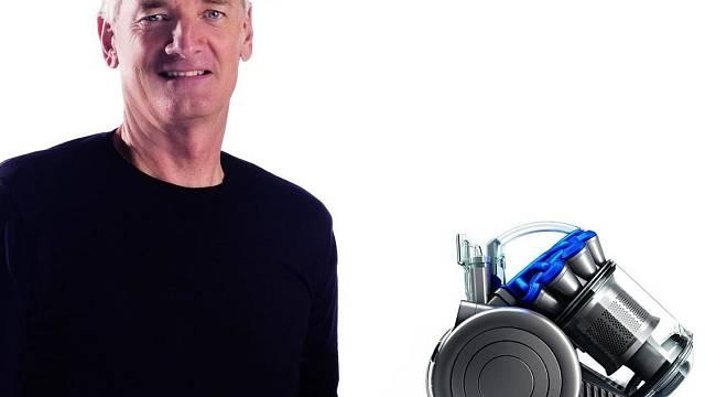 James Dyson a jeho bezsáčkový vysavač