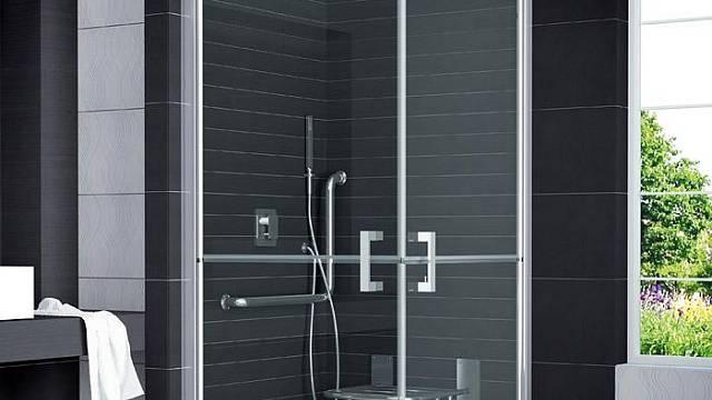 Bezbariérová sprcha - www.sanita.cz