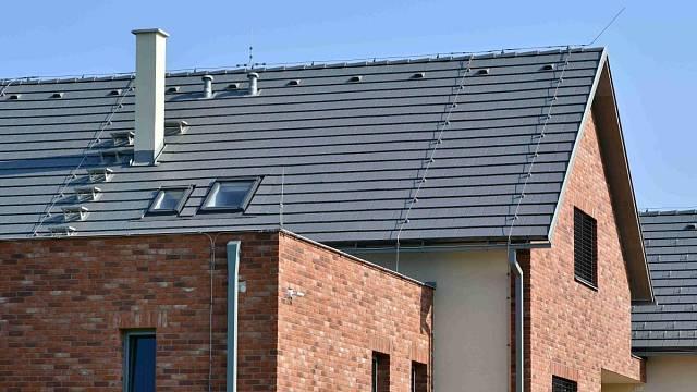 Jak se vám střecha v zinkově šedé barevnosti?