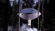 Ve Švédsku postavili hotel pro mimozemšťany. Zřejmě v očekávání brzkého přistání mimozemšťanů postavili ve Švédsku u řeky Lule UFO hotel. Než se zvláštní bytosti dostaví, mohou tam bydlet i lidé a to za ceny od 400 liber za noc.