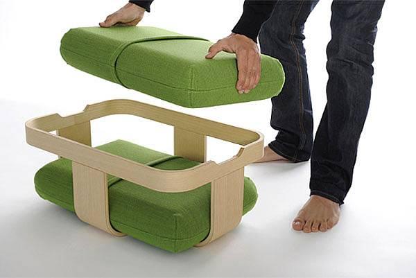 Židle-stolek-polštáře 6